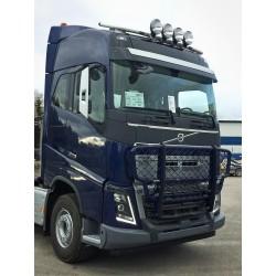 Aliumininė apsauga TRUX Offroad B16-4T Volvo FH4 2013-