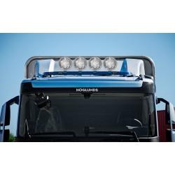 Aliumininis halogenų laikiklis TRUX Top Bar G16-2 Volvo FH4 2013-