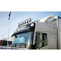 Aliumininis halogenų laikiklis TRUX Top Bar G16-6 Volvo FH4 2013-