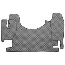 Sunkvežimio kilimėlis eco oda Mercedes-Benz MP3 Pilka FL24