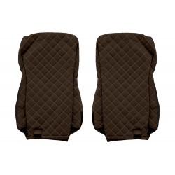 Odiniai sėdynių užvalkalai Elegance, DAF XF 105 EURO 6 (prod. since 2013)
