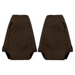 Odiniai sėdynių užvalkalai Elegance, RENAULT MAGNUM (prod. 2002-2012)