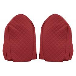 Odiniai sėdynių užvalkalai Elegance, MERCEDES ACTROS MP 3