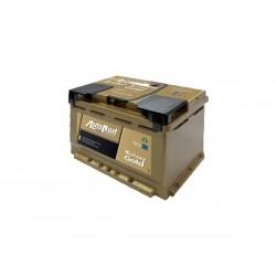 Sunkvežimio akumuliatorius Galaxy Gold 62Ah 12V 580A(EN)