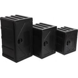 Plastikinė daiktadėžė Stabilo 500X400X350 89/297/EEC