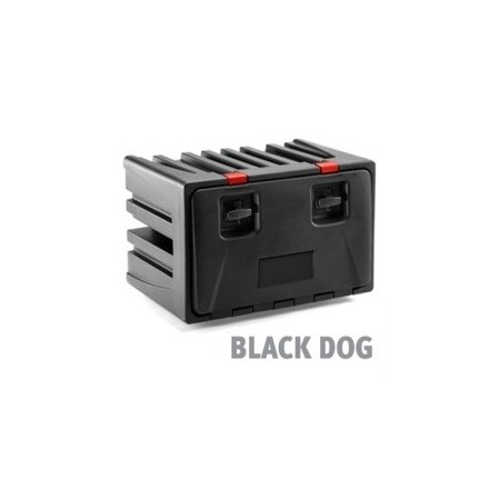Plastikinė daiktadėžė 1000X500X650 Black Dog 445055017