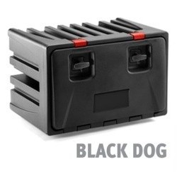 Plastikinė daiktadėžė 1000X500X470 Black Dog 2 445055020