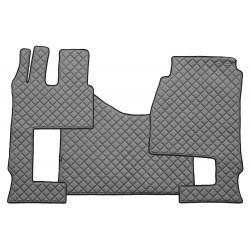 Sunkvežimio kilimėliai MERCEDES ACTROS MP4 (prod. since 2011) - AUTOMAT - FOLDABLE PASSANGER SEAT