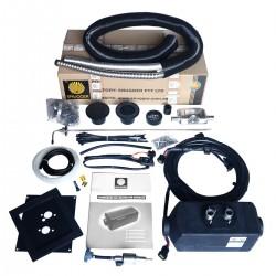 Sunkvežimio oro šildymo sistema SNUGGER 12V 4.3kw
