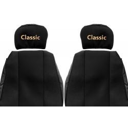 Veliūriniai sėdynių užvalkalai Classic, IVECO EUROTECH EUROSTAR EUROCARGO