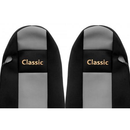 Veliūriniai sėdynių užvalkalai Classic, IVECO STRALIS