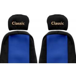 Veliūriniai sėdynių užvalkalai Classic, VOLVO FH FM FL