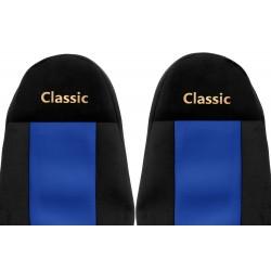 Veliūriniai sėdynių užvalkalai Classic, VOLVO FH FM FL prod. 02-10