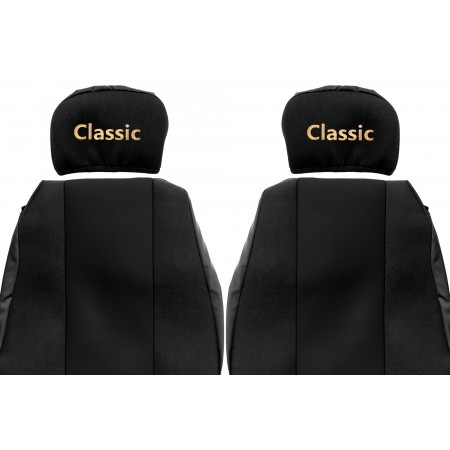 Veliūriniai sėdynių užvalkalai Classic, RENAULT PREMIUM (prod. to 2005)