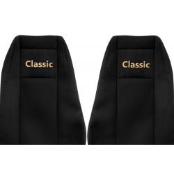 Veliūriniai sėdynių užvalkalai Classic, RENAULT PREMIUM (prod. since 2005)