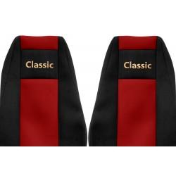 Veliūriniai sėdynių užvalkalai Classic, RENAULT MAGNUM (prod. 02-07)