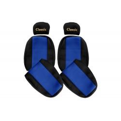 Veliūriniai sėdynių užvalkalai Classic, MAN F 2000 L 2000