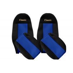 Veliūriniai sėdynių užvalkalai Classic, VOLVO FH 12 FH 16 (prod. since 2010)