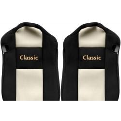 Veliūriniai sėdynių užvalkalai Classic, MERCEDES ACTROS MP 4 (prod. since 2011)