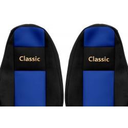 Veliūriniai sėdynių užvalkalai Classic, VOLVO FH 4 FM 4 (prod. since 2013)