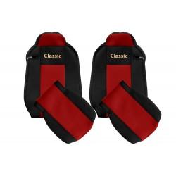 Veliūriniai sėdynių užvalkalai Classic, IVECO STRALIS HI-WAY
