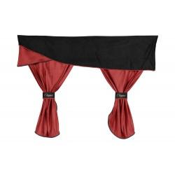 Pilnas užuolaidų komplektas Elegance (3in1), SCANIA R & G NORMAL CAB & P HIGHLINE