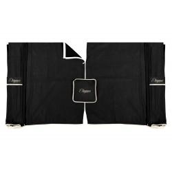 Pilnas užuolaidų komplektas Elegance (3in1), MERCEDES AXOR - HIGH ROOF SLEEPER CAB