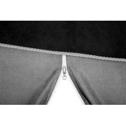 Pilnas užuolaidų komplektas Elegance (3in1), RENAULT T - SLEEPER CAB. (TWO-PARTS WINDOW SHIELD SCREEN)