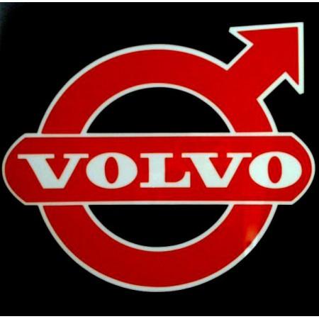 Sunkvežimio LED lentelė Volvo 50x50