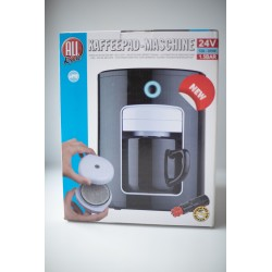 Kavos aparatas su kapsulėm 12/24V 285W