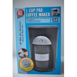 Kavos aparatas 1 puodeliui 24V 300W