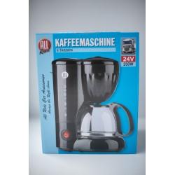 Kavos aparatas 24W, 250W 6 puodeliai