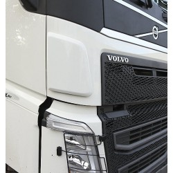 Vėjo deflektorius (komplektas) Volvo FH / FM, Scania R, Renault T