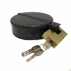 Spynelė su 3 raktukais Skirta bako užraktui