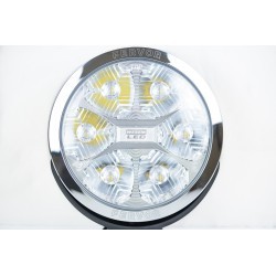 LED Halogenas WESEM su dangteliu 12/24V