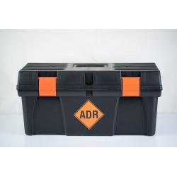 ADR Komplektas vairuotojui dėžėje