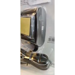Trijų lizdų perėjimas Multiplier 3in1+ USB 10A