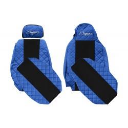 Eko odos sėdynių užvalkalai SCANIA R G P (01.2011-12.2016) STREAMLINE kabina