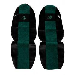 Sunkvežimio sėdynių užvalkalai IVECO STRALIS green PS08 Classic